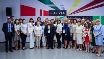 "On 21 June 2017 representatives of IQAA participated in the seminar organized by the Ministry of Education and Science of the Republic of Latvia in the Pavilion of Latvia: ""Energy in Our Nature"" located at the EXPO-2017"