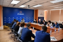 "The National Chamber of Entrepreneurs of the Republic of Kazakhstan ""Atameken"" conducted a seminar ""Ratings as an effective tool for assessing the quality of HEIs"""
