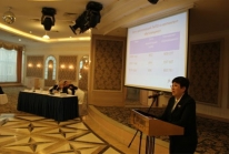 "On December 14, 2012, the Independent Kazakh Agency for Quality Assurance in Education held a Republican seminar and a round table on ""Independent national accreditation of technical and vocational education organizations""."