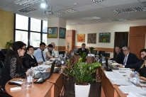 On March 25th 2017 there was a meeting of the IQAA Accreditation council