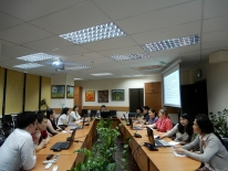 Training workshop on digitization for employees of the Agency