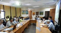 On 30 June 2017 the Independent Kazakh Agency for Quality Assurance in Education (IQAA) conducted the discussion of standards and criteria of institutional and specialized (programme) accreditation