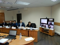On 9 December 2017 there was a meeting of the IQAA Accreditation council